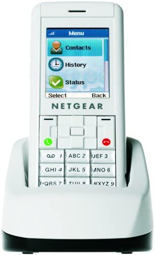 NETGEAR SPH200W WiFi Phone with Skype