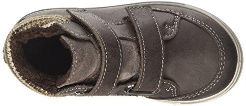 Ricosta Basti - zapatillas deportivas altas de piel niños gris - Grau (tundra 683)