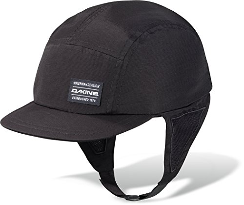 Dakine Men's Surf Cap, Black (Surfing Baseball Caps)