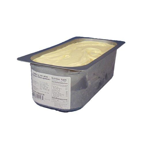 Vanilla Madagascar Gelato Frozen - 143 oz (Pack of 2)