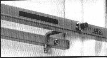 Exit Security SB-010036 Single Outswing Door Bar by Exit Security Inc (Image #1)