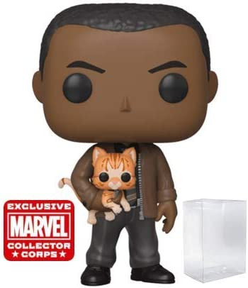 Protecteur *** Pré-commande *** Marvel-Capitaine Marvel-vers Pop Vinyl Exclusive