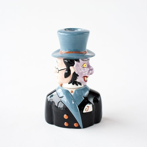 Dr. Jekyll & Mr. Hyde Salt & Pepper Shaker Set