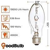 MP100/U/MED | Metal Halide HID Light Bulb | 100W