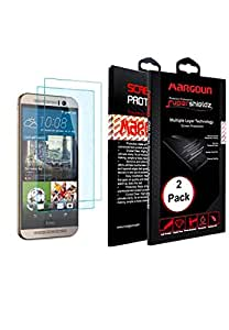 Margoun 2-Pack for HTC One M9 Prime Camera Screen Protector