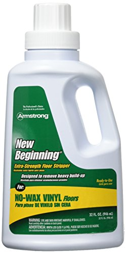 Armstrong World 325124 Armstrong New Beginning Floor Cleaner and Stripper (Armstrong Cleaner)