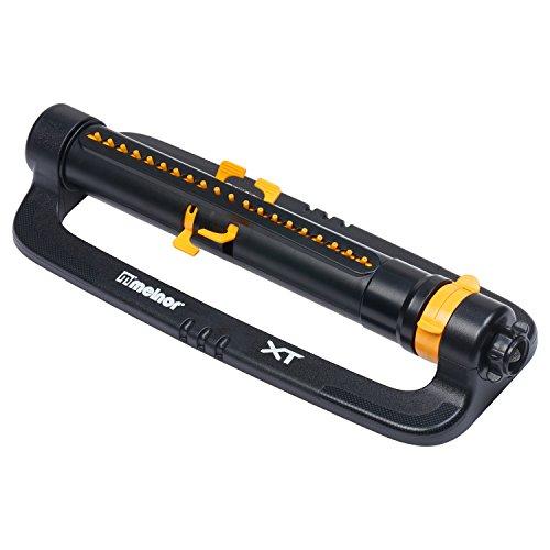 Melnor XT4100-IN XT Oscillating Lawn Sprinkler with Width &