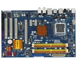 Asrock P5B Pro Socket T (LGA 775) ATX - Placa base (8 GB, Intel, Socket T (LGA 775), Gigabit Ethernet, Realtek RTL8111D(L), ATX)