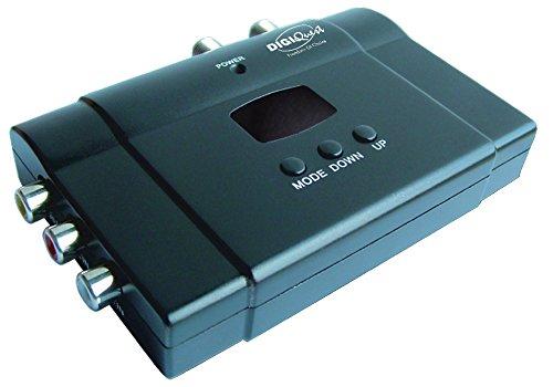 DIGIQUEST - MODULATORE RF STEREO - MULTIBANDA UHF/VHF