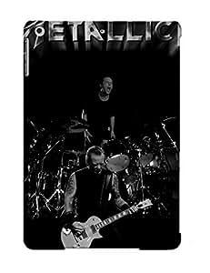AytUWKo5369VyfwD Metallica Bands Groups Music Entertainment Heavy Metal Hard Rock Thrash Fashion Tpu Case Cover For Ipad Air, Series