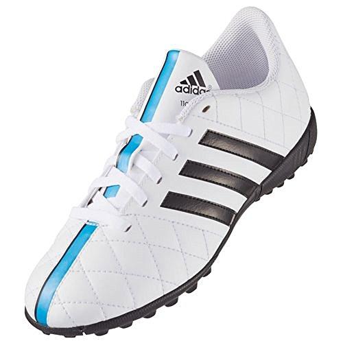 adidas - Fußballschuhe - 11Questra TF Fußballschuh - Weiß - 35
