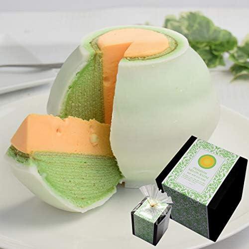 [お菓子のたいよう]プレミアムメロンバウム(冷凍便)1個 バームクーヘン お菓子 プレゼント