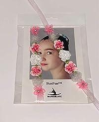 Ballet Bun Flower Wreath - BunFunTM - Ha...