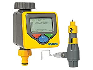 HOZELOCK 2703P0000 - Programador AC Pro + Sensor de lluvia