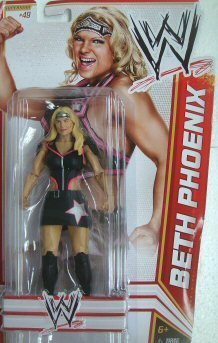 WWE Beth Phoenix Figure Series 21 by 5Star-TD