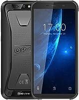 Blackview BV5500 Pro 4G デュアルSIMフリースマートフォン本體 5.5インチ18:9 HD 全畫面 3GB RAM 16GB ROM 4400 mAh 大容量 バッテリー IP68 防塵 防水 耐衝撃 アウトドア...