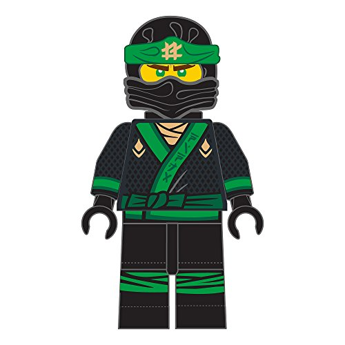 Price comparison product image LEGO Ninjago Green Warrior Cuddle Pillow