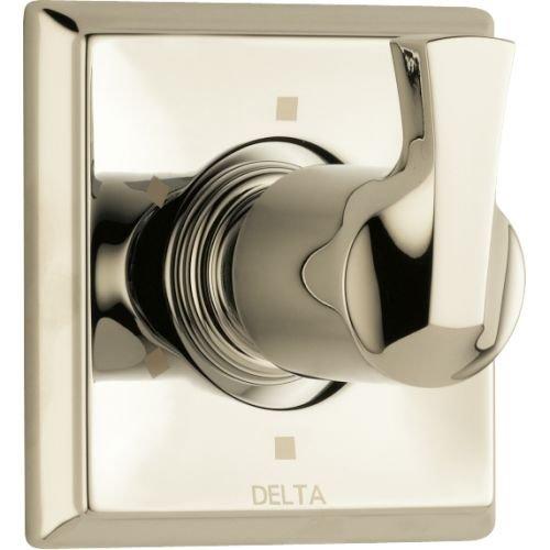 Delta Faucet T11951-PN Dryden 6 Setting Diverter, Polished Nickel by DELTA FAUCET