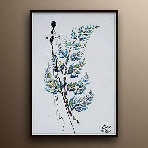 - Branch with leaves 40