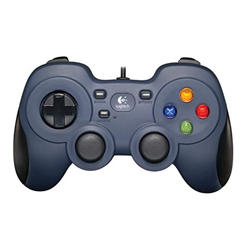 Logitech Gamepad F310 Blue