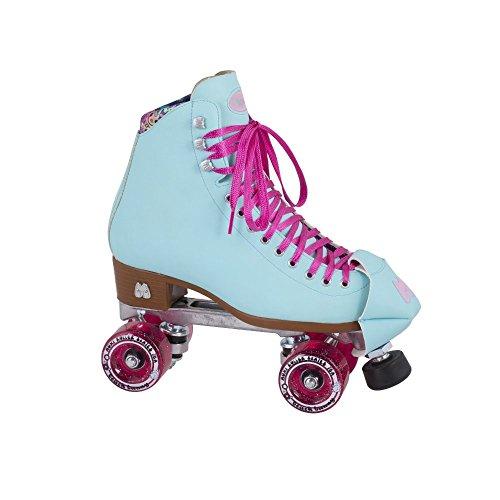 Beach Bunny Roller Skate  Blue Sky  Size 8