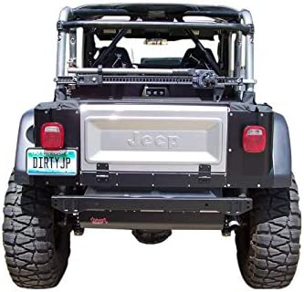 Amazon.com: Swag Off Road CJ Tailgate Conversion Kit Compatible with Jeep  TJ and YJ: AutomotiveAmazon.com