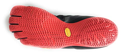 Vibram Men's KSO EVO Black/Red Cross Trainer, 8.5-9.0 M D EU (41 EU/8.5-9.0 US) by Vibram (Image #2)