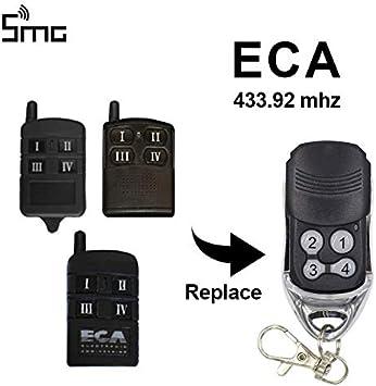 Calvas ECA - Mando a distancia para puerta de garaje (repuesto 2/4 ...