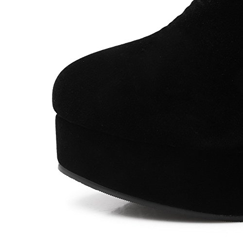 Nero Balamasa Donna Ammonta Nero Pantofole 34 1rqaq4Izw