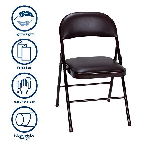 Cosco Vinyl Folding Chair