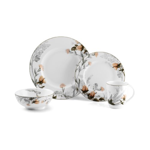 Mikasa Chateau Garden 4-Piece Place Setting For Sale
