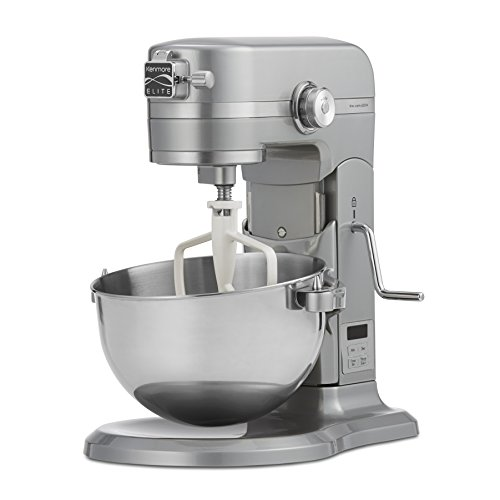 Kenmore Elite 89308 6 Quart Bowl Lift Stand Mixer in Stainless Steel by Kenmore
