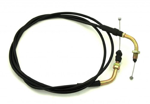 Moped Scooter Parts - Scooter Throttle Cable Gas Cable 78