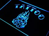 Tattoo 4 A's Poker Dice LED Sign Neon Light Sign Display m053-b(c)