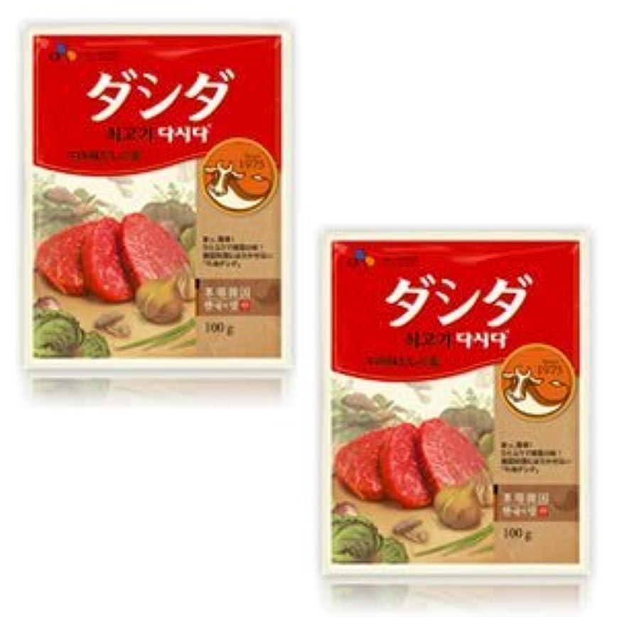 決定バナナ黙認する韓国調味料 あさりダシダ(アサリダシダ) 300g