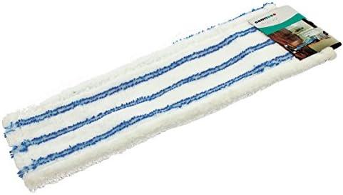 Ersatz-Bezug 40 cm Mikrofaser Orange für Wischmop Bodenreiniger Bodenwischer