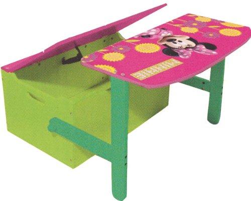 Scrivania In Legno Minnie Mouse : Banco gioco in disney minnie amazon prima infanzia