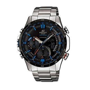 d44e9aa819ad Relógio Casio Edifice Twin Sensor Cronógrafo Anadigi Masculino ERA-300DB-1A2