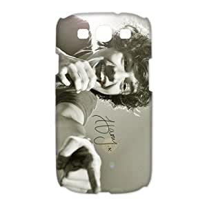 Custom Harry Styles Hard Back Cover Case for Samsung Galaxy S3 CL173 by runtopwell