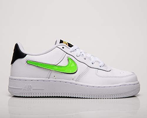 Nike AIR Force 1 LV8 3 (GS) Blanc: : Chaussures