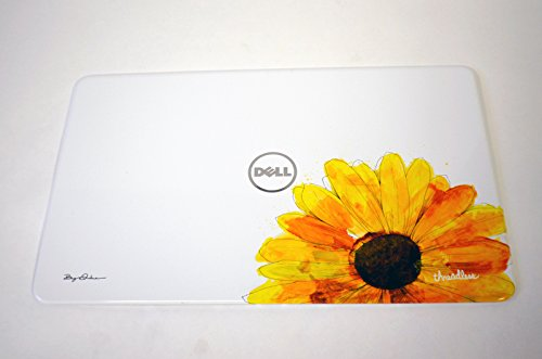 - RMC4K NEW Genuine OEM Dell Inspiron 17R N7110 Laptop Notebook Display Visual Monitor 17.3 Inch Rear Back Cover Top Panel Daisy Case Component Support Attachment Assembly Performance Snap On LCD LID