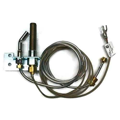 (Real Fyre PG-1 Pilot Assembly with Generator and Gas Supply Tube for APK -10 and -11 Type Valves (Natural Gas))
