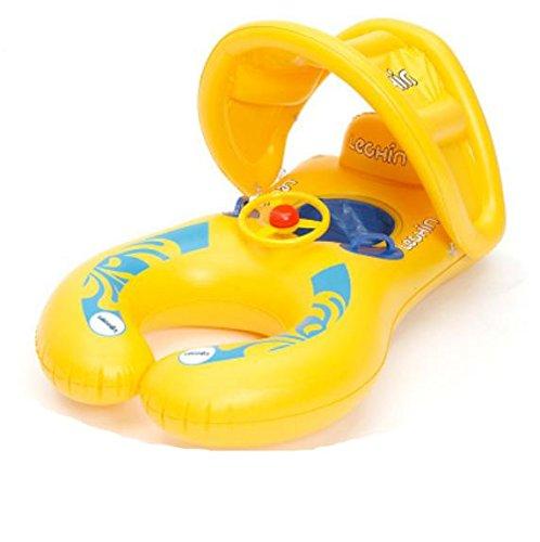 FACAI888 Neonati in piscina galleggiante di tendalino Gommone aike