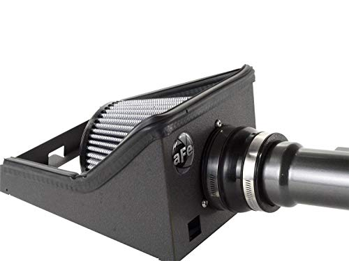 aFe Power FULL METAL Power F2-03012 Ford Ranger Performance Air Intake System (Dry, 3-Layer Filter)