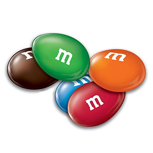 M&M's with Almond Candy, 15.9-Ounce Packages (Pack of 4) by M&M'S (Image #5)
