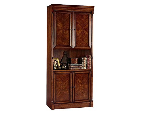 (Mount View 4 Door Bookcase - 79