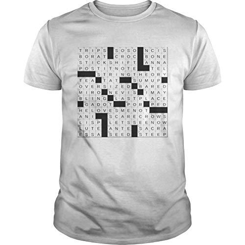 Amazon Com Stuffed Crossword Clue Shirt T Shirt Hoodie For Men Women Unisex Handmade