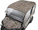 Honda 16-17 PIONEER1K-5 Genuine Accessories Fabric Roof/Rear Panel (Camo)