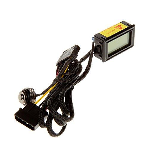 13 opinioni per XSPC 5060175584281 Built-in Wired- temperature & humidity sensors (50 mm, 15 mm,