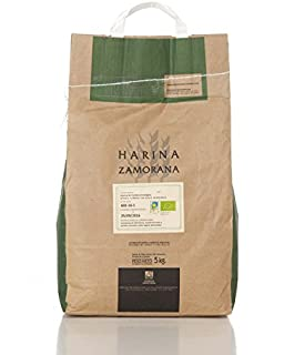 Harina Tradicional Zamorana 5kg.: Amazon.es: Alimentación y ...